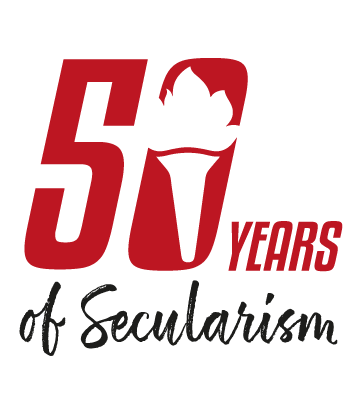 50 years of Secularism